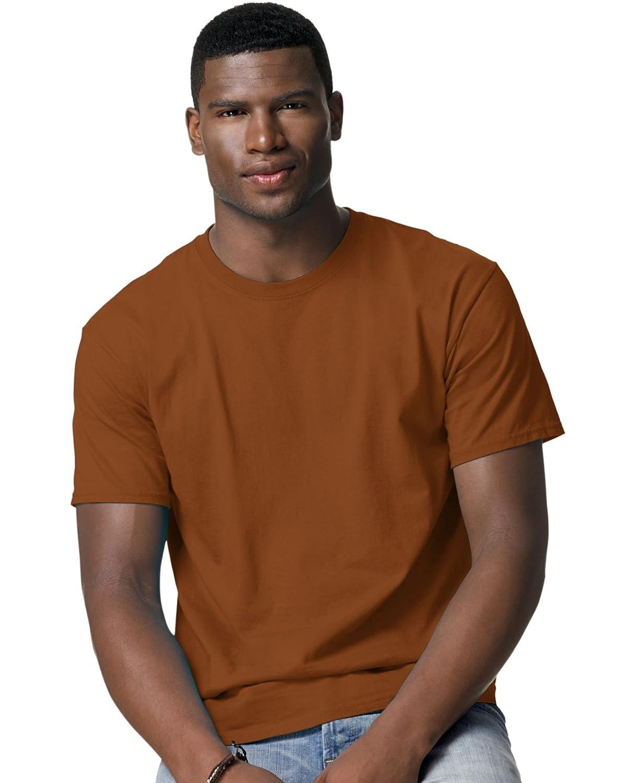 Hanes Men`s TAGLESS® T-Shirt 5250
