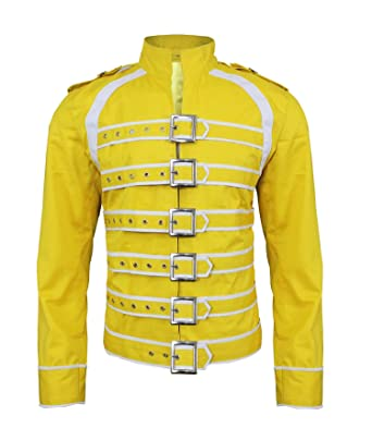 Leather Jacketz Freddie Mercury Queen Wembley Tribute Concert ...