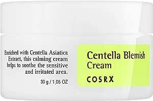 COSRX Centella Blemish Cream, 30ml, 0.07 kg