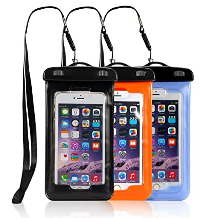 best loved fa727 771f5 Flykul Waterproof Case Waterproof Pouch Waterproof Dry Bags Waterproof Bag  Waist Pouch Waterproof Bag Perfect for Boating Swimming Kayaking Beach Pool  ...