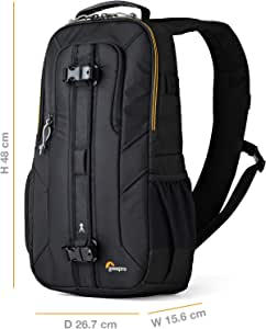 Lowepro Slingshot Edge 250 Aw Rethink The Sling with Our Secure, Slim, Smart and Protective Slingshot Edge, Black, (LP36899-PWW)