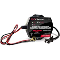 Schumacher SC1300 1.5 Amp 6V/12V Fully Automatic Direct-Mount Onboard Under-the-Hood Smart Battery Charger/Maintainer…
