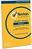 Norton Security Deluxe 2019 | 5 Geräte | 1 Jahr | Windows/Mac/Android/iOS | FFP| Download