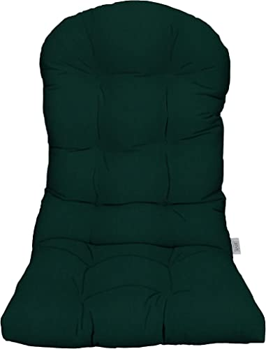 RSH Decor Indoor Outdoor Tufted Adirondack Chair Seat Cushion