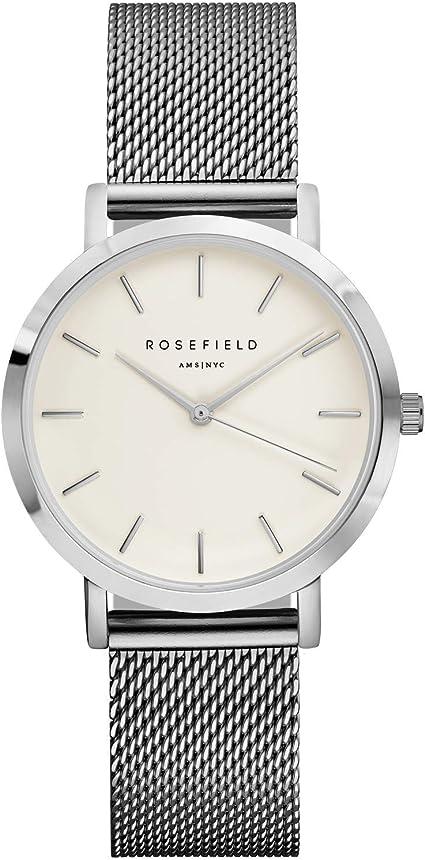 Rosefield The Tribeca - Reloj analógico para mujer