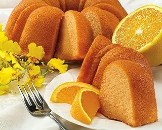 product image for Dockside Market Direct From The Florida Keys Honeybell Orange Cake Made With Moist Refreshing Honeybell Tangerine 24 Ounce Cake