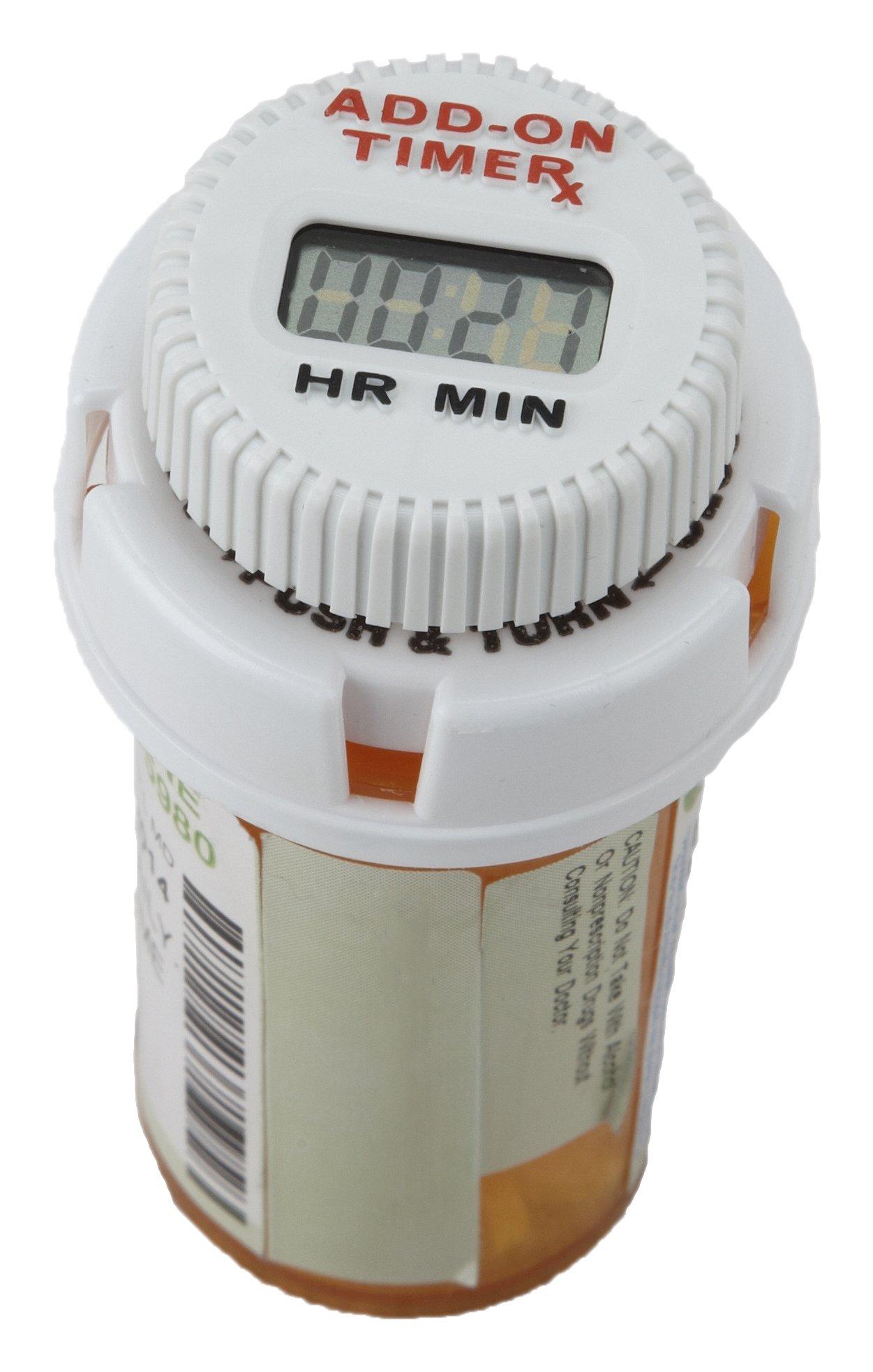 Amazon Com Timercap Pill Bottle Cap Built In Stopwatch