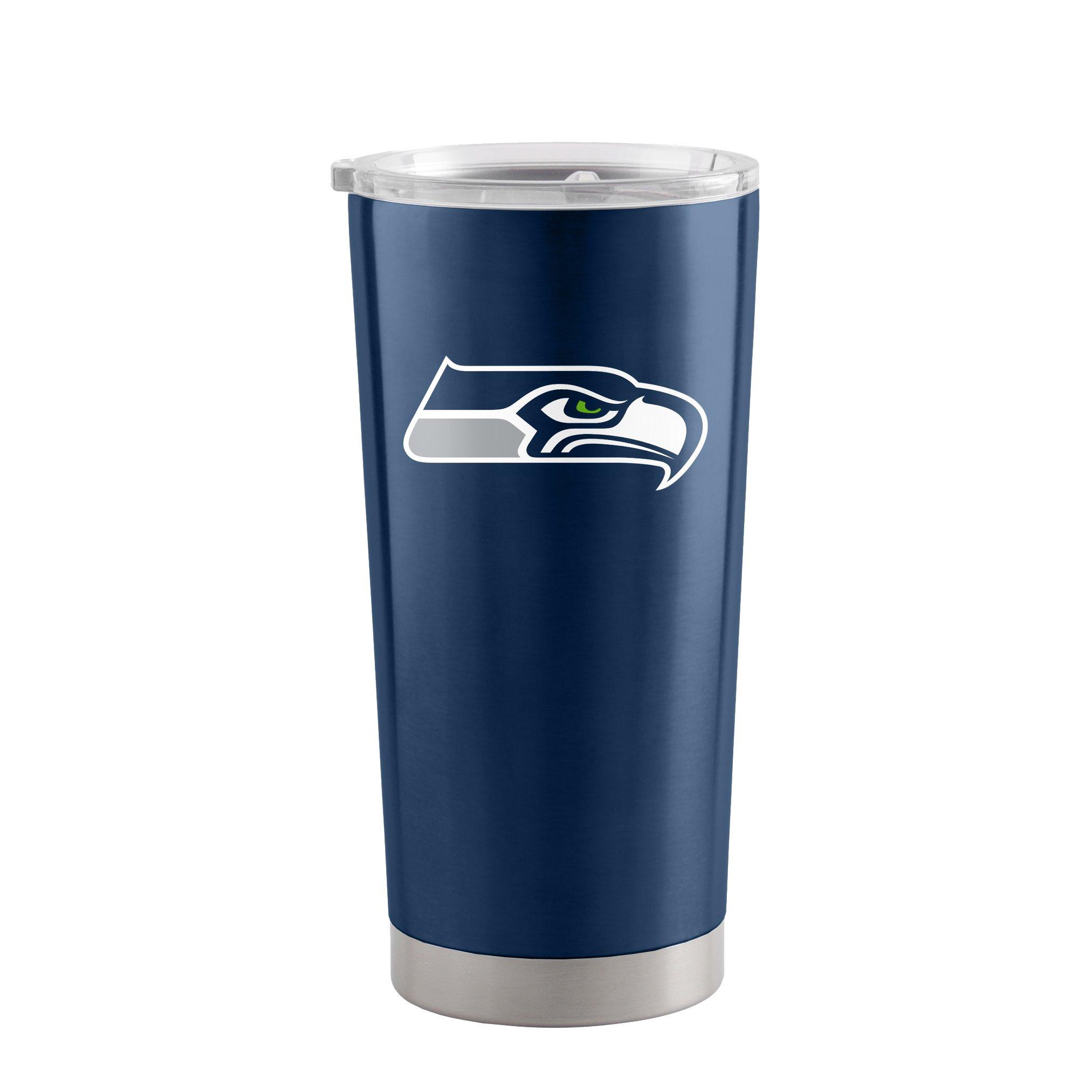 Boelter Brands NFL Seattle Seahawks Ultra Tumbler, 20-Ounce