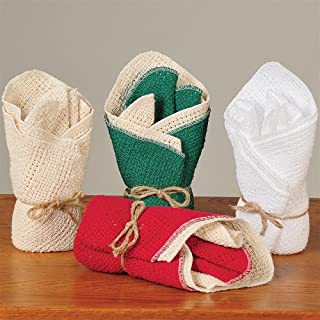 product image for 100% Cotton Dishcloths - Natural