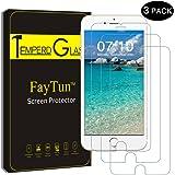 Schutzfolie für iPhone 6s 6 Plus,[3 Stück] FayTun Panzerglas für iPhone 6s 6 Plus-9H Härte, Anti-Öl,Kratzer,Blasen und Fingerabdruck, Panzerglasfolie Displayschutzfolie für iPhone 6/6s Plus 5.5 Zoll