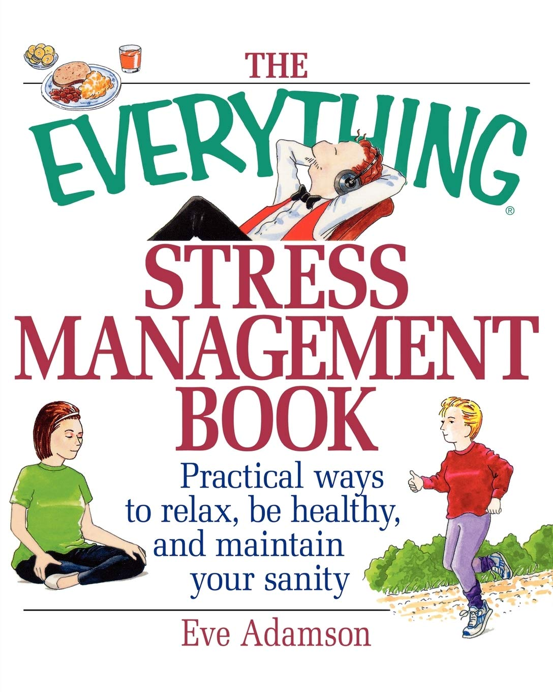 Everything Stress Management Book Practical product image