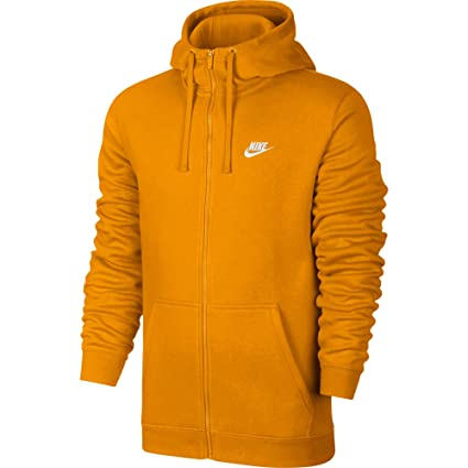 f2d41abe948c Image Unavailable. Image not available for. Color  NIKE Sportswear Club  Fleece Full Zip Men s Hoodie ...