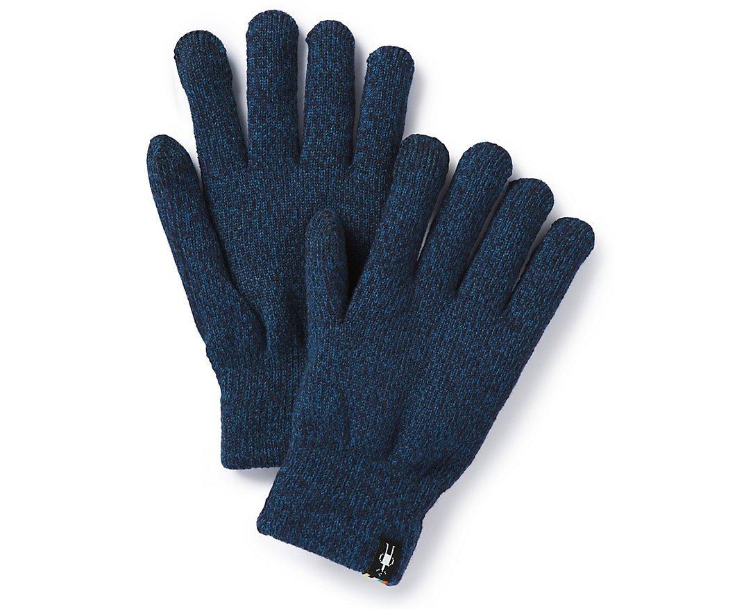 Smartwool Cozy Glove Deep Navy Heather SM
