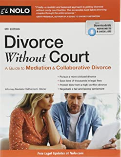 Amazon com: The Divorce Mediation Handbook: Everything You