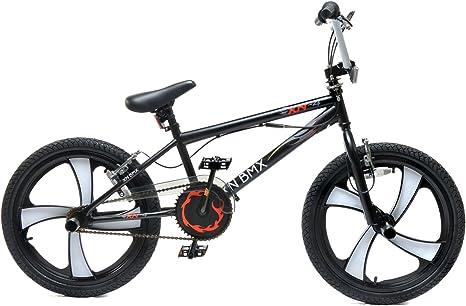 Bicicleta XN-4 para niños, ruedas de 50 cm, BMX, diablos para ...