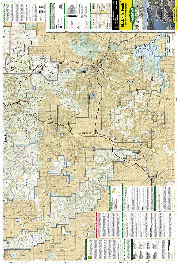 Black Hills South [Black Hills National Forest] (National