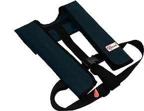 EYSONマリンスポーツ 自動膨張 首かけ 救命胴衣 ライフジャケット 男女兼用 CCS認定済