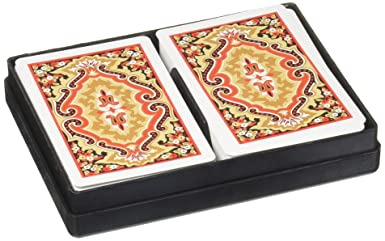Amazon.com: KEM Paisley Playing Cards: Clothing
