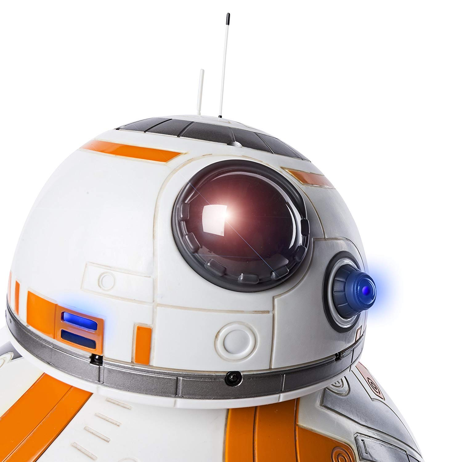 BB8 Star Wars Hero Droid Star Wars Hero Droid BB-8 Fully Interactive Droid by BB8 (Image #5)