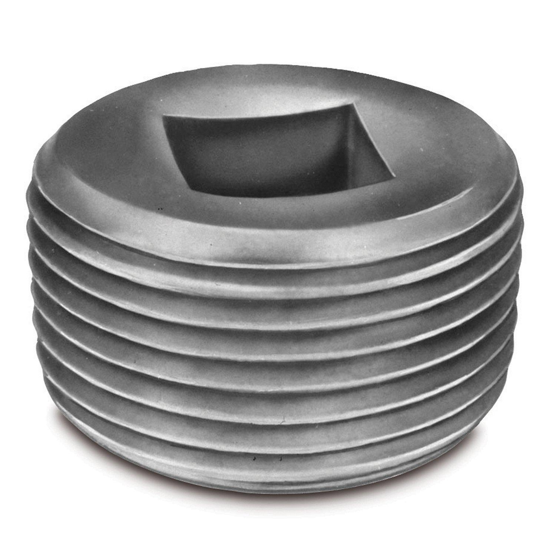 Thomas & Betts, XPLG-1, 1/2 inch Recessed Plugs, Aluminum, with Flush Head for Hazardous and Non Hazardous Locations
