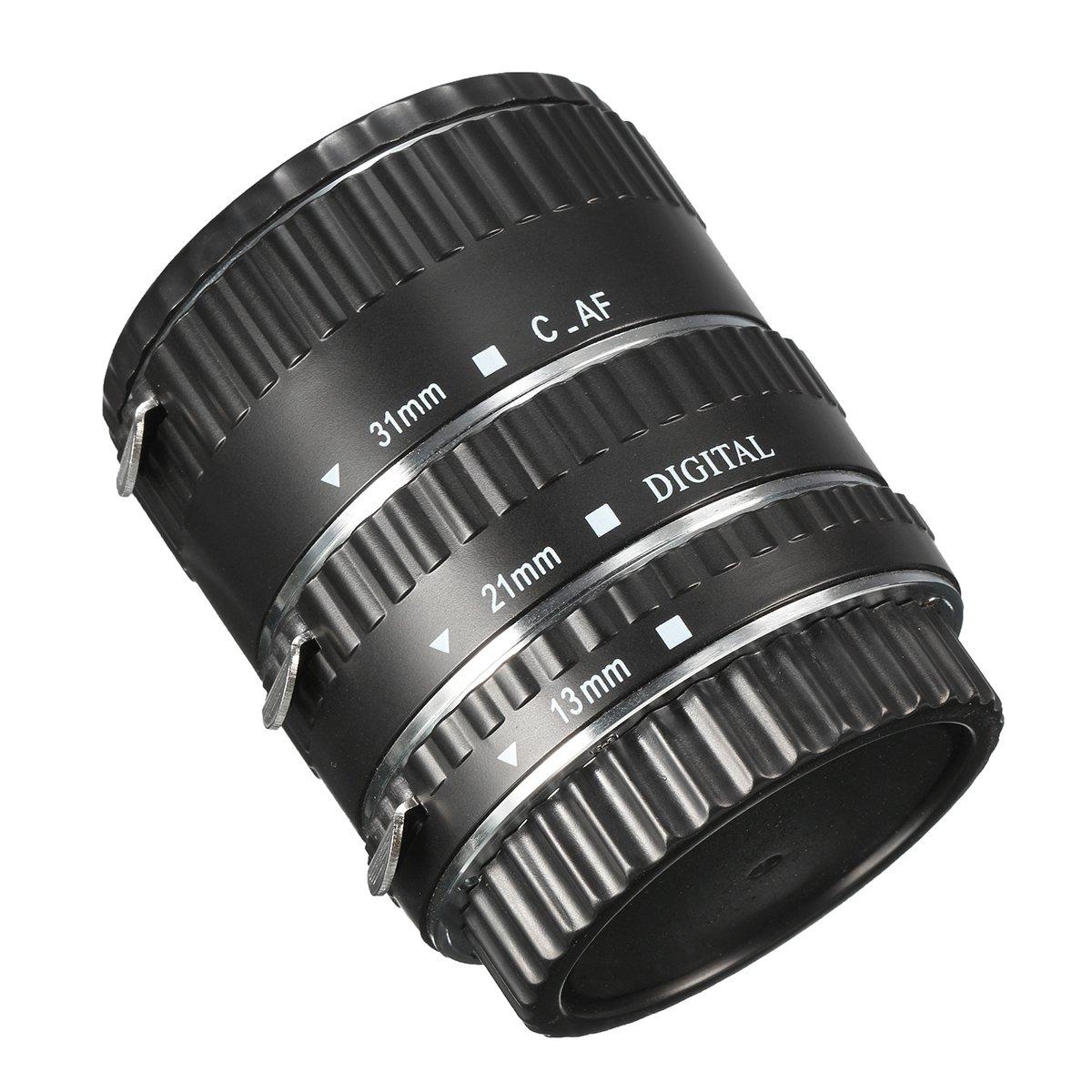 オートフォーカスAFマクロ拡張子メタルチューブ13 mm 21 mm mm 31 mm for for Canon mm EOSレンズ B07FLWJFHC, マシキマチ:6cb496f6 --- ijpba.info