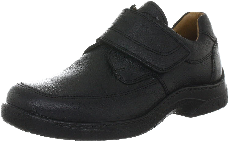 Jomos Feetback 3 406203 44 - Zapatos casual de cuero para hombre 46 EU|Negro