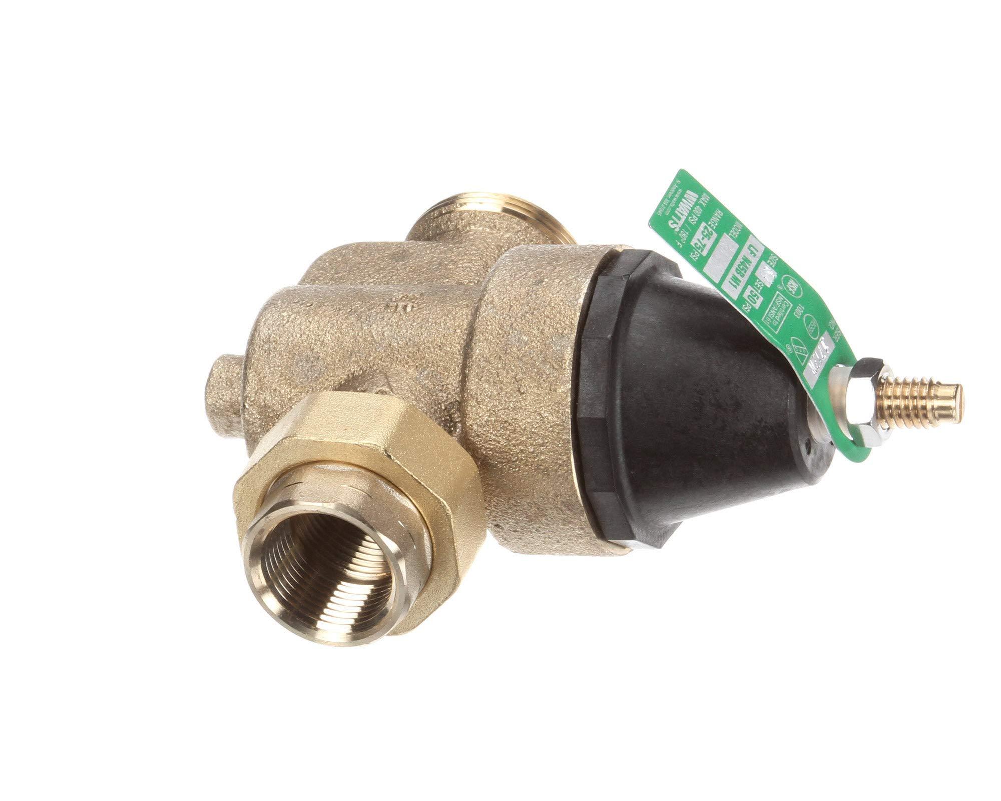Hubbell N45BU Bronze Pressure Reducing Valve