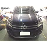 Bragan BRAH410713 SUV 4x4 Van Bonnet Guard Shield Protector Smoked Tinted Transparent Acrylic Fitting Kit