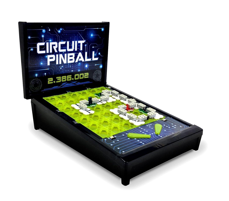 Uncle Milton Circuit Pinball Electronics Lab The Bridge Direct 5125