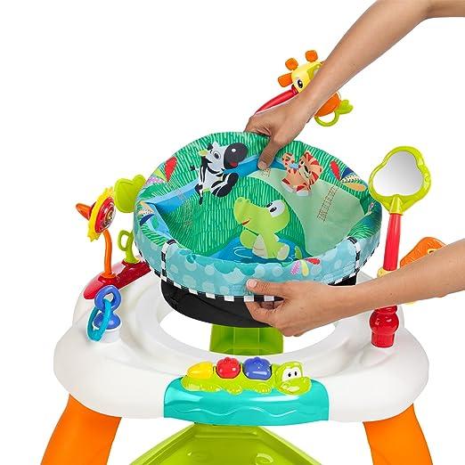 Bright Starts Bounce Bounce Baby - Saltador: Amazon.es: Bebé