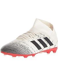 16ee737ece6159 adidas Kids  Nemeziz 18.3 Firm Ground Soccer Shoe