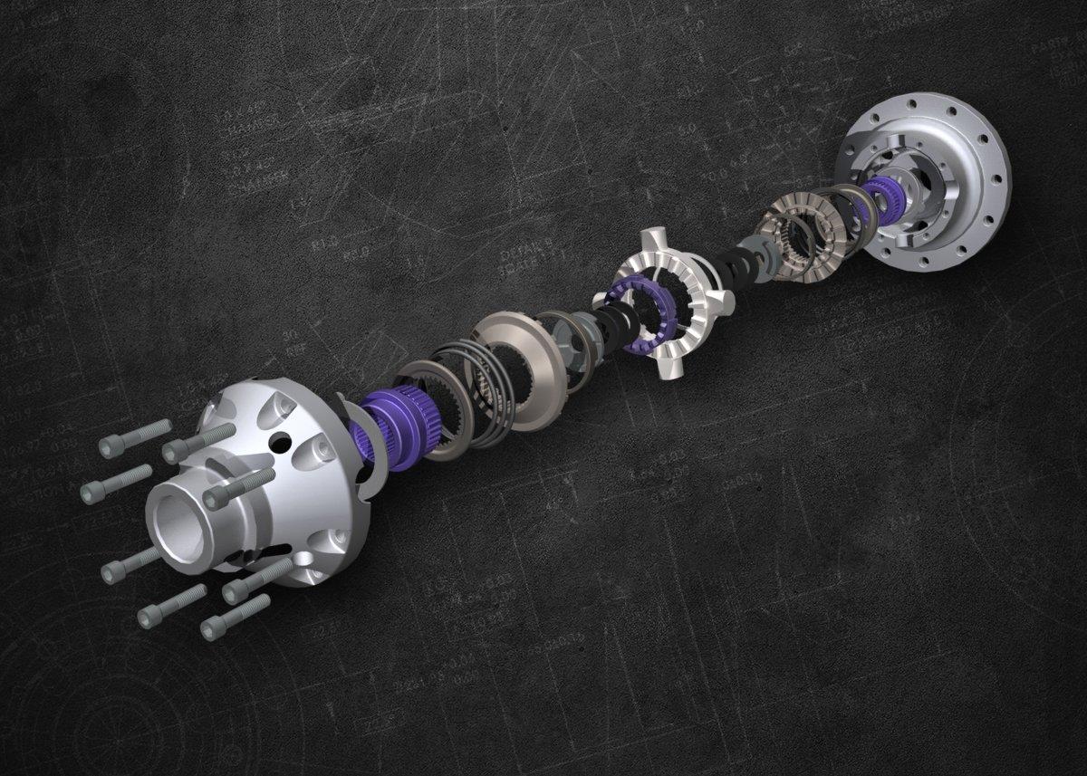 Grizzly Locker for Toyota V6 30 Spline Yukon Gear /& Axle YGLTV6-30