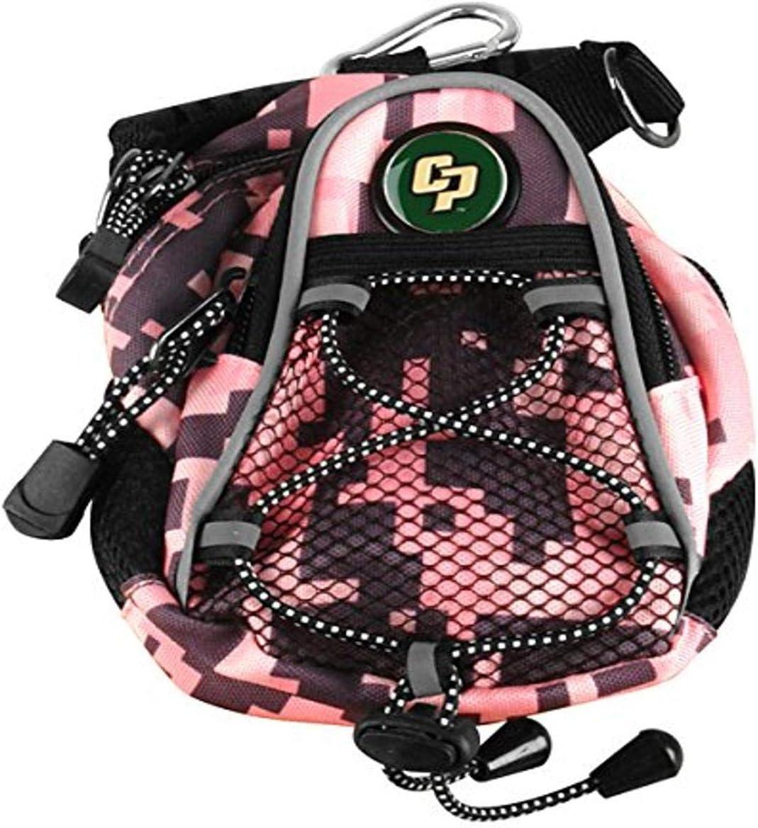 LinksWalker California Polytechnic State University-Mini Day Pack Pink Digi Camo