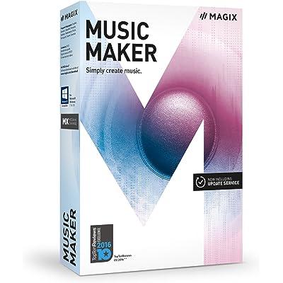 Magix Music Maker - Software De Edición De Audio/Música