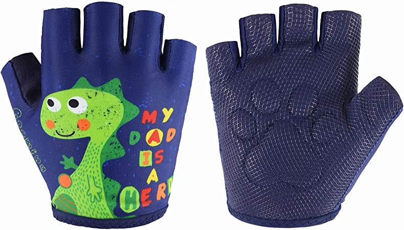 Anti-slip Gloves Kids Sports Climbing Skating Outdoor Sports Perfect Colorful
