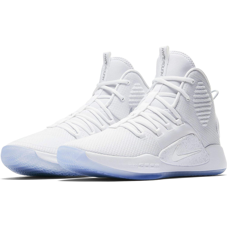 Nike Hyperdunk X, Zapatillas de Deporte para Niños, Blanco White ...