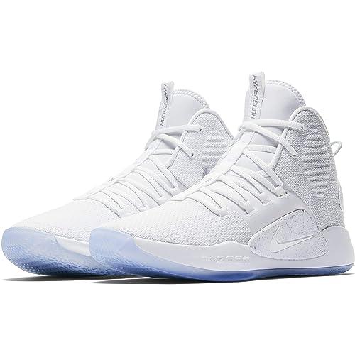 Nike Hyperdunk X, Zapatillas de Baloncesto para Niños, Blanco White 101, 36.5 EU: Amazon.es: Zapatos y complementos