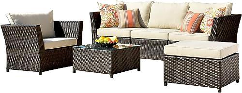 ovios Patio Furniture Set