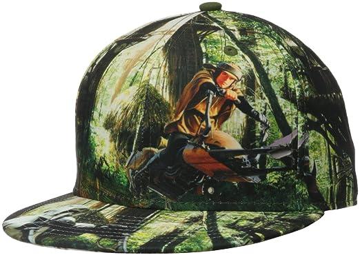 8b281fc5eda New Era Men s Allover Star Wars Battle of Endor Cap at Amazon Men s ...
