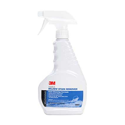 3M Mildew Stain Remover (09067) – For Boats and RVs – 16 9 Fluid Ounces
