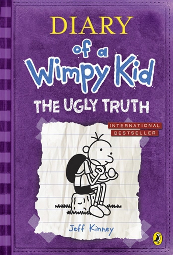 Diary of a Wimpy Kid book 5: The Ugly Truth (2012)