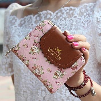 Floral - Carteras y monederos marca tarjeta de Crédito ...
