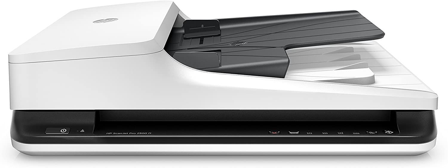 HP ScanJet Pro 2500 f1 Flatbed OCR Scanner