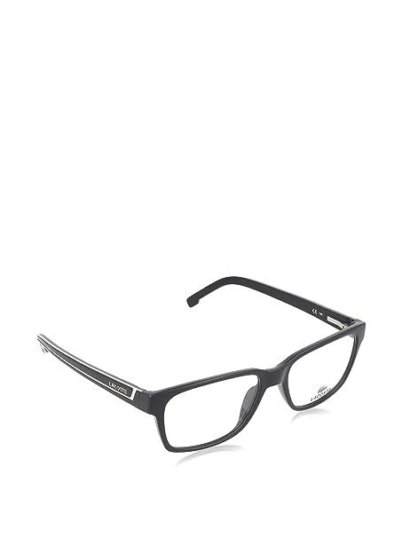 de451dda0d Lacoste L2692 001 54 Monturas de Gafas, Black, Unisex-niños: Amazon.es:  Ropa y accesorios