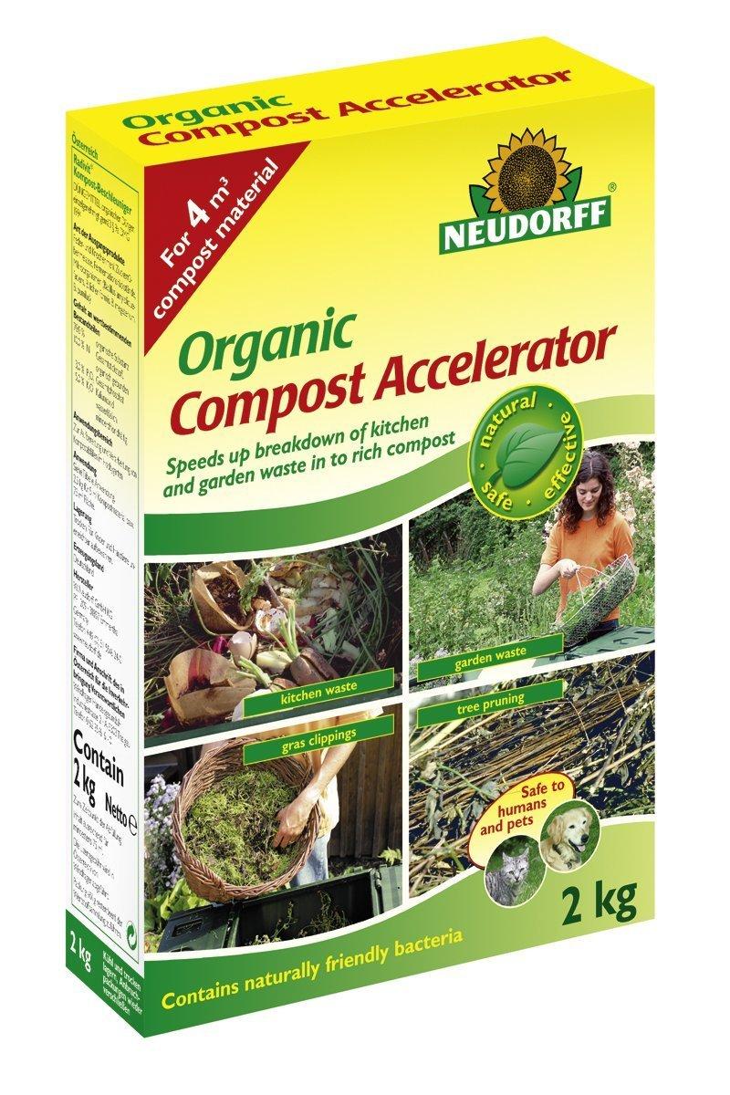 Doff Portland Ltd Neudorff 2 kg Organic Compost Accelerator 613610