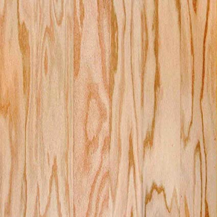 Millstead Red Oak Natural 12 In Thick X 3 In Wide X Random Length