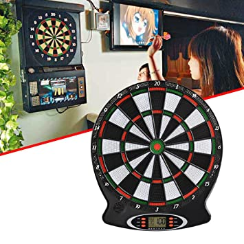 Imposes Safety Darts And Dart Board Electronic Dartboard Soft Tip New  Professional Fun Boomerang Game Family ...