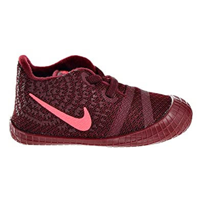 2a84fb8c6a Amazon.com | NIKE Kyrie 3 Toddlers Shoes Team Red/Hot-Punch White ...
