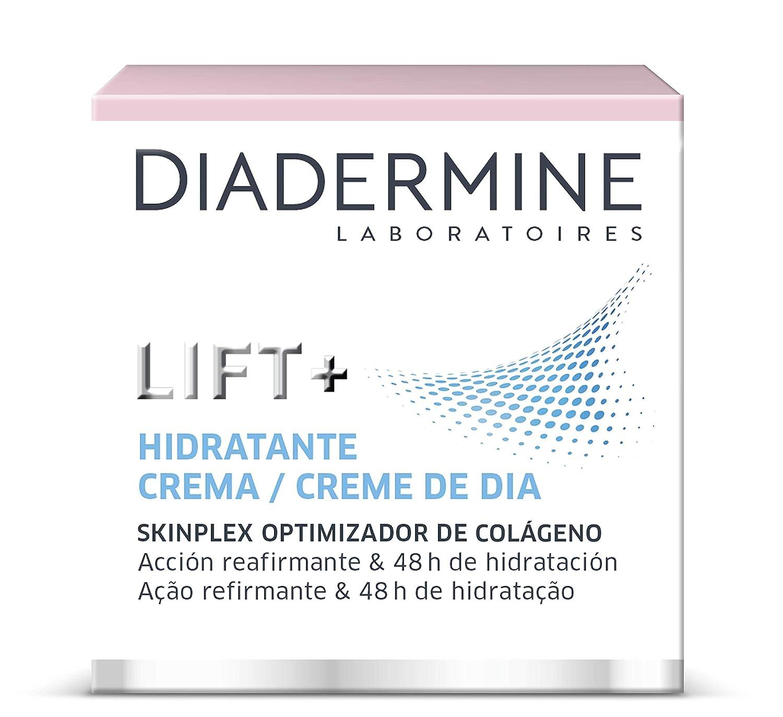 Diadermine - Crema de Día Lift+ Hidratante- Con tecnología Skinplex optimizadora de colágeno - 50 ml
