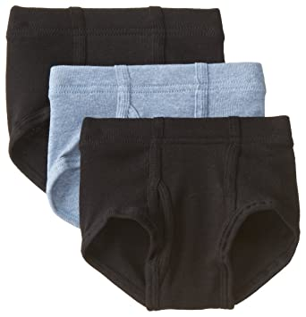 b1503df0a1be Amazon.com: Hanes Boys' 3 Pack Ultimate Comfortsoft Dyed Brief: Clothing